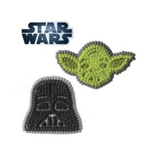 Sucre Darth Vader et Yoda