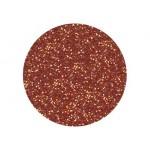 Techno Glitter - Brun chocolat
