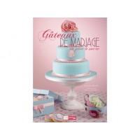 Livre - Gâteau de mariage en pâte à sucre