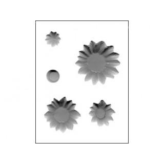 Moule à bonbon Sapin 3-D