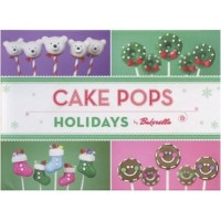 Livre Cake Pops Holidays