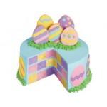 Moule à gâteau Damier rond
