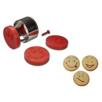 Emporte-pièce Biscuit Smiley