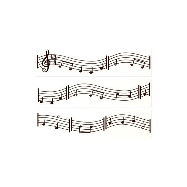 Feuille comestible port e de musique - Feuille de musique a imprimer ...