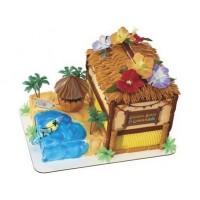 Décor Cabane Coconut Beach