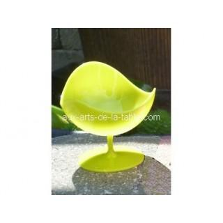 Verrine Ball Chair vert lime