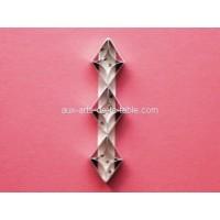 Embosseur/découpoir Triple Diamant avec insertion