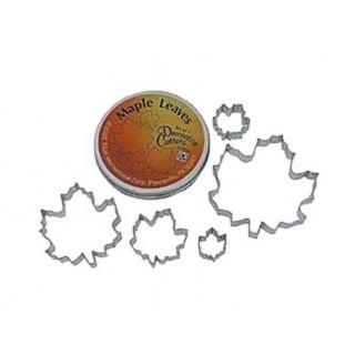 Emporte-pièces Feuille d'érable 5 pc