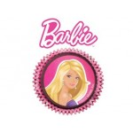 Moule en papier Barbie