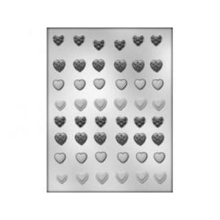 Moule Assortiment de mini coeur