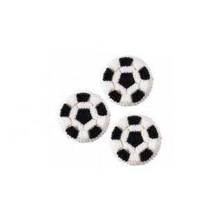 Ballon de soccer en sucre