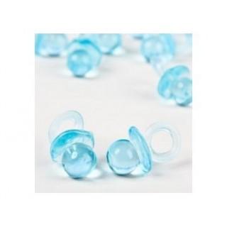 Mini suce de bébé bleu