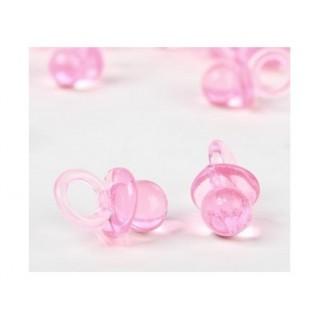 Mini suce de bébé rose