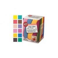 Colorant en pâte 12 couleurs