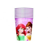 Verre Princesses Disney