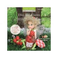 Livre - Elfes, fées et lutins en porcelaine froide 3e ed.