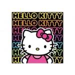 Petite serviette de table Hello Kitty Ado