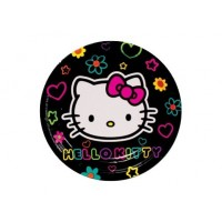"Assiette 7"" Hello Kitty Ado"