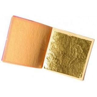 Feuilles d'or 22 carats