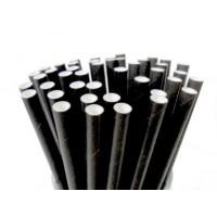 Baton à cake pops / Paille - Noir