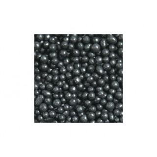 Perle noire en sucre