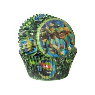 Moule en papier Ninja Turtle