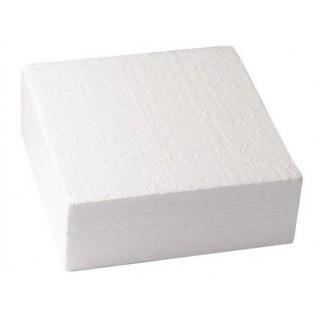 Dummy cake carré 6 x 6 x 4