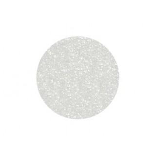 Techno Glitter - Blanc