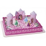 Figurines Princesses au château