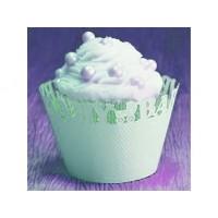 Cupcake Wrapper Bébé garçon