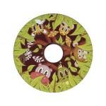 Feuille imprimée et boitier CD - Jungle