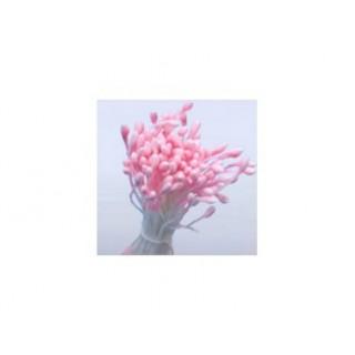 Mini Pistil Rose perlé