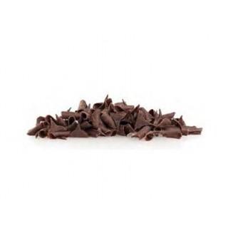 Copeaux de chocolat foncé