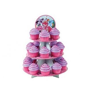 Présentoir à cupcakes Ma petite pouliche