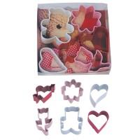 Ensemble Mini découpoirs St-Valentin