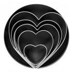 Emporte-pièces Les coeurs