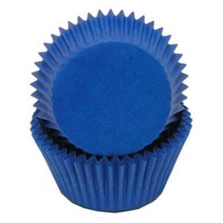 Moule en papier Bleu