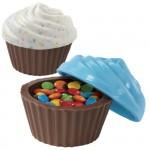 Moule à chocolat Cupcake 3-D