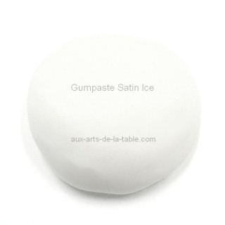 Gumpaste ( pastillage ) Satin Ice 225g
