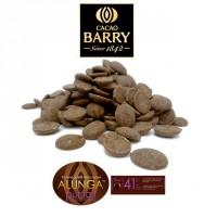 Chocolat au lait Barry Alunga 41% cacao - 500g
