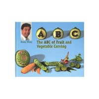 Livre - The ABC of Fruit and Vegetable Carving