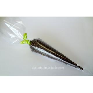 Callebaut Crispearls Chocolat noir