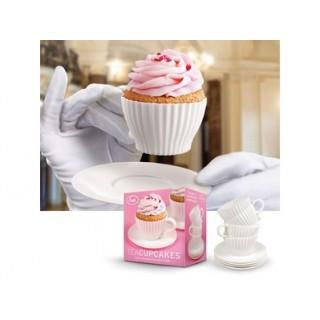 Moule Tea Cupcake