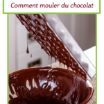 Mouler du chocolat