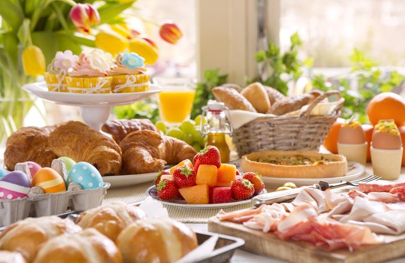 Brunch de Pâques
