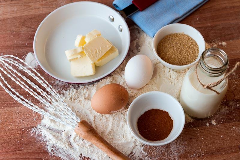 Substitutions culinaires pour les pâtisseries
