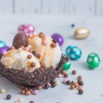 Comment faire un nid en chocolat