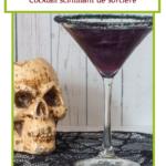 Cocktail scintillant avec Spirdust de Roxy&Rich