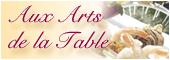 Aux arts de la table - boutique en ligne