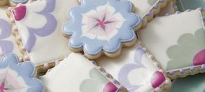 Ensemble d'apprentissage pour décoration de biscuit